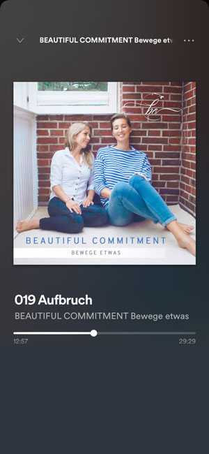 Beautiful Commitment Podcast
