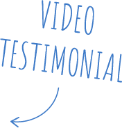 Beautiful Commitment Video Testimonial Grafik