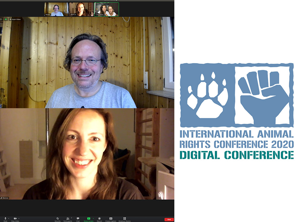 Beautiful Commitment Podcast 88 Interview Special mit den Machern der International Animal Rights Conference 2020 in Luxemburg