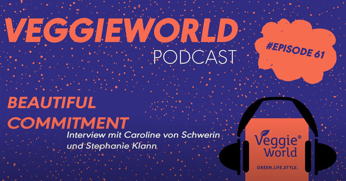 Beautiful Commitment VeggieWorld Podcast Interview